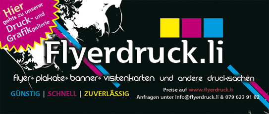 Flyerdruck Gallerie
